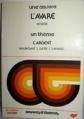 Couverture L'avare Editions Hatier 1979