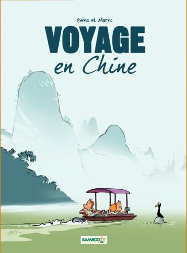 Couverture Voyage en Chine