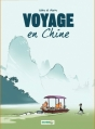 Couverture Voyage en Chine Editions Bamboo 2013