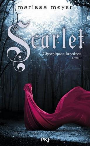 Couverture Chroniques Lunaires, tome 2 : Scarlet