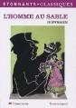 Couverture L'homme au sable Editions Flammarion (GF - Etonnants classiques) 2008