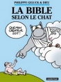 Couverture Le Chat, tome 18 : La Bible selon le chat Editions Casterman 2013