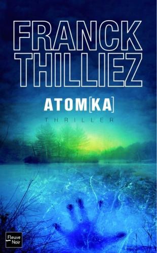 Couverture Franck Sharko & Lucie Hennebelle, tome 3 : Atomka
