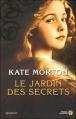 Couverture Le jardin des secrets Editions Presses de la cité 2013