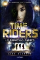 Couverture Time riders, tome 6 : Les brumes de Londres Editions Nathan 2013