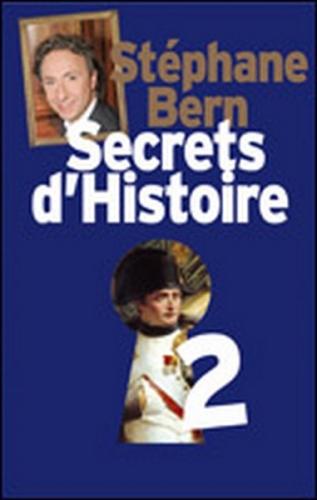Couverture Secrets d'histoire, tome 2