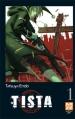 Couverture Tista, tome 1 Editions Kazé (Shônen up !) 2010
