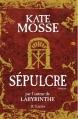 Couverture Sépulcre Editions JC Lattès 2013