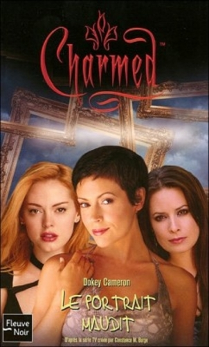 Couverture Charmed, tome 31 : Le portrait maudit