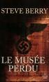 Couverture Le musée perdu Editions Cherche Midi 2012