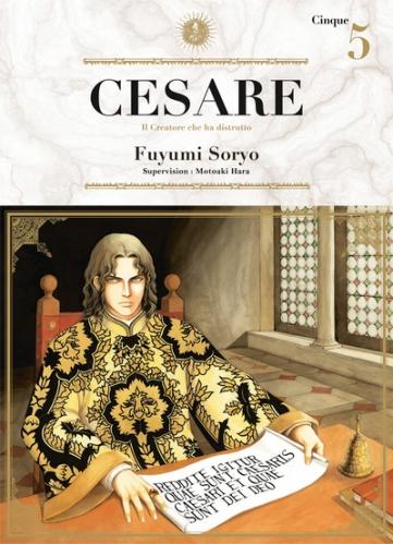 Couverture Cesare, tome 05