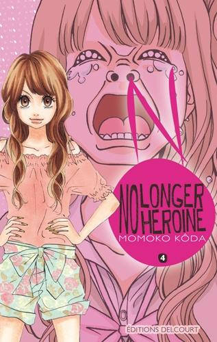 Couverture No longer heroine, tome 04