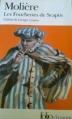 Couverture Les Fourberies de Scapin Editions Folio  (Classique) 1999
