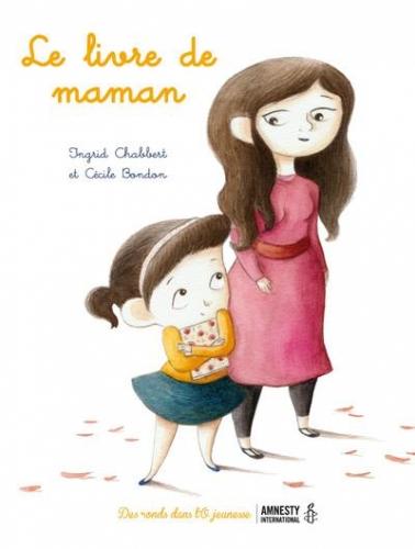 Couverture Le livre de maman