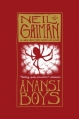 Couverture Anansi boys Editions HarperCollins 2009