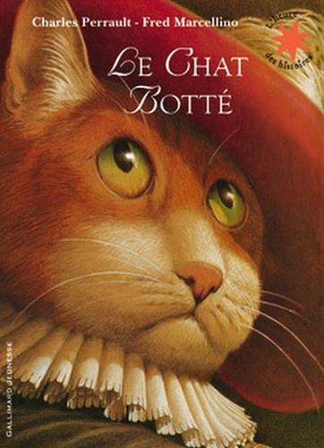 Couverture Le Chat botté (Marcellino)