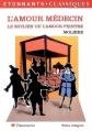 Couverture L'Amour médecin, Le Sicilien ou l'Amour peintre Editions Flammarion (GF - Etonnants classiques) 2009