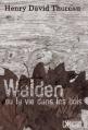 Couverture Walden ou la vie dans les bois / Walden Editions Kontre Kulture 2012