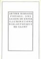 Couverture Poésies, Une saison en enfer, Illuminations Editions Bibliothèque de Cluny 1958