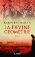 Couverture La Divine géométrie Editions JC Lattès 2013