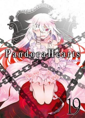 Couverture Pandora Hearts, tome 19