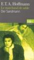 Couverture L'homme au sable Editions Folio  (Bilingue) 2005