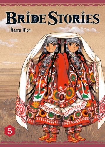 Couverture Bride Stories, tome 5