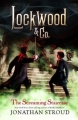 Couverture Lockwood & co., tome 1 : L'escalier hurleur Editions Hyperion Books 2013