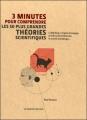 Couverture 3 minutes pour comprendre les 50 plus grandes théories scientifiques Editions Courrier du Livre 2010