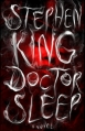 Couverture Docteur Sleep Editions Scribner 2013