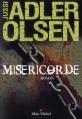 Couverture Département V, tome 1 : Miséricorde Editions Albin Michel 2012