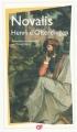 Couverture Henri d'Ofterdingen Editions Flammarion (GF) 2011