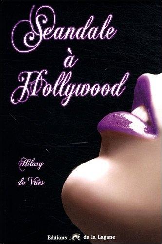 Couverture Scandale à Hollywood