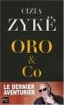 Couverture Oro & Co Editions Fleuve 2009