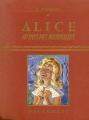 Couverture Alice au pays des merveilles / Les aventures d'Alice au pays des merveilles Editions Delagrave 1957