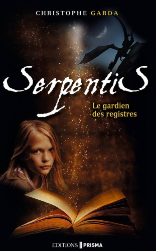 Couverture Serpentis, le gardien des registres