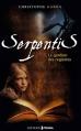 Couverture Serpentis, le gardien des registres Editions Prisma 2013