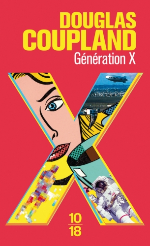 Couverture Génération X