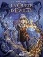 Couverture La quête d'Ewilan (BD), tome 1 :  D'un monde à l'autre Editions Glénat 2013