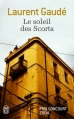 Couverture Le soleil des Scorta Editions J'ai lu 2013