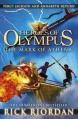 Couverture Héros de l'Olympe, tome 3 : La Marque d'Athéna Editions Puffin Books 2012
