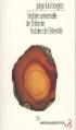 Couverture Histoire universelle de l'infamie, Histoire de l'éternité Editions Christian Bourgois  1985