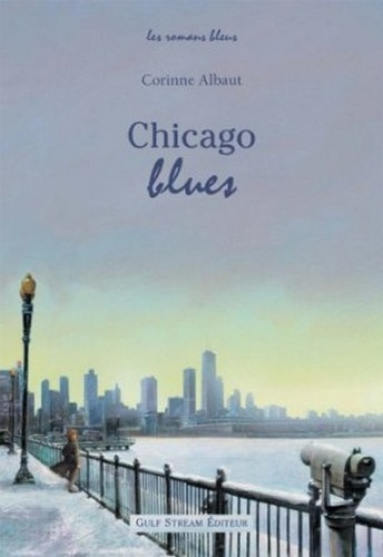 Couverture Chicago blues