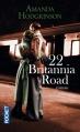 Couverture 22 Britannia Road Editions Pocket 2013