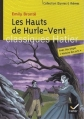 Couverture Les Hauts de Hurle-Vent, abrégé Editions Hatier (Classiques - Oeuvres & thèmes) 2011