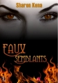 Couverture Faux semblants Editions Sharon Kena 2013