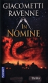 Couverture Commissaire Antoine Marcas, tome 0 : In Nomine Editions Pocket 2010