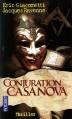 Couverture Commissaire Antoine Marcas, tome 02 : Conjuration Casanova Editions Pocket 2006
