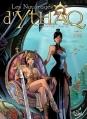Couverture Les naufragés d'Ythaq, tome 11 : L'haleine de l'ogre Editions Soleil 2013
