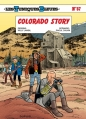 Couverture Les Tuniques Bleues, tome 57 : Colorado Story Editions Dupuis 2013
